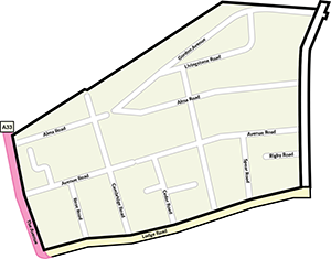 Area Covered