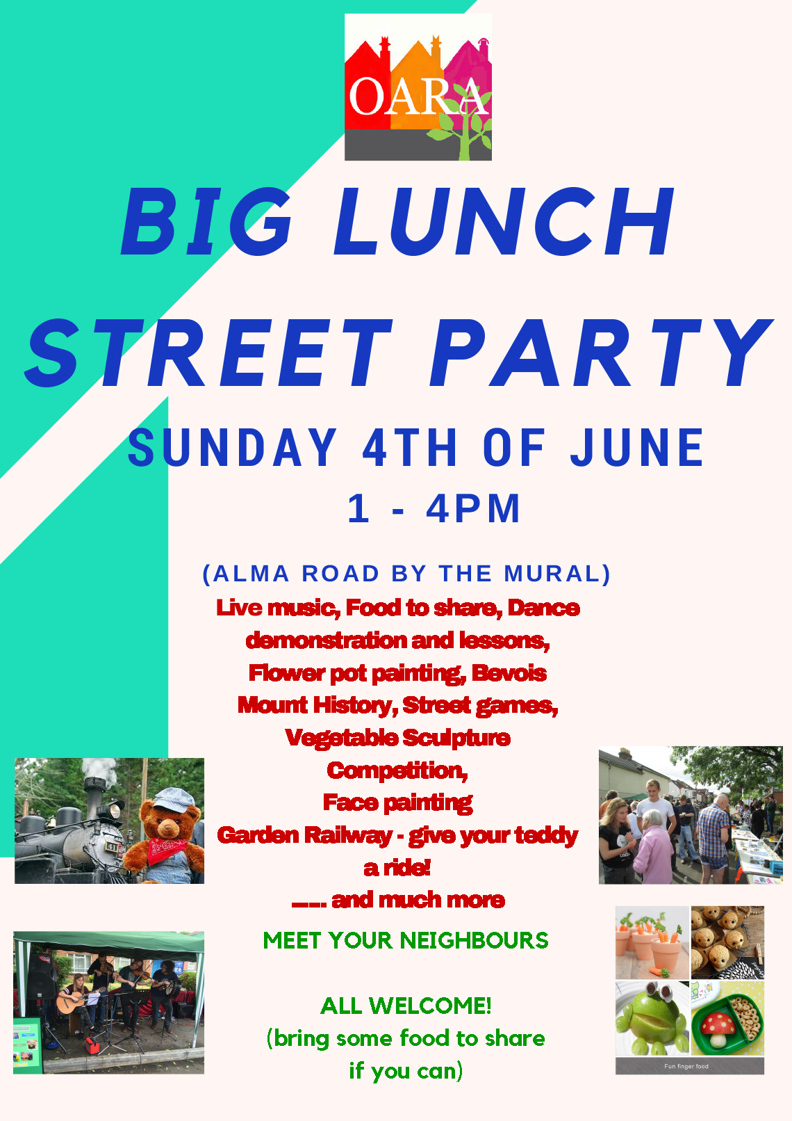 The Big Lunch - Street Party